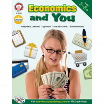 CD-404168 - Economics And You in Economics