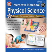 CD-405010 - Interactive Physical Science Notebooks in Activity Books & Kits