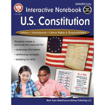 CD-405011 - Interactive Us Constitution Notebooks in Activity Books & Kits
