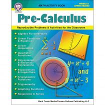 CD-405033 - Pre-Calculus Workbook in Activity Books