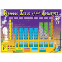CD-410000 - Periodic Table Of The Elements Bull in Science