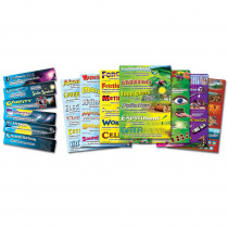 CD-410029 - Science Vocabulary Bulletin Board Set in Science