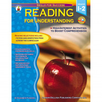 CD-4302 - Reading For Understanding Gr 1-2 in Reading Skills