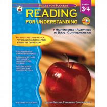 CD-4303 - Reading For Understanding Gr 3-4 in Reading Skills