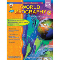 CD-4347 - World Geography Where In The World Are You in Geography