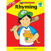 CD-4526 - Rhyming Home Workbook in Word Skills