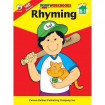 CD-4526 - Rhyming Home Workbook in Word Skills