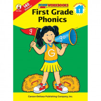 CD-4532 - Home Workbook First Gr Phonics in Phonics