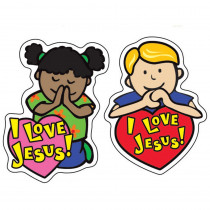 CD-5288 - I Love Jesus in Inspirational