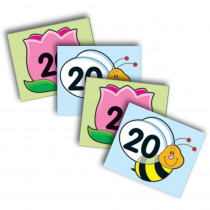 CD-5439 - Two-Sided Calendar Cover-Ups Flower/Bee in Calendars