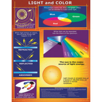 CD-5864 - Light And Color in Science