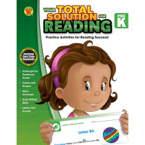 CD-704556 - Pre K Your Total Solution For Reading in Activities