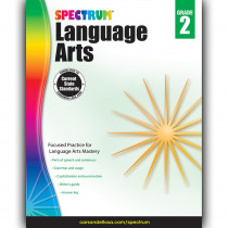 CD-704589 - Spectrum Language Arts Gr 2 in Language Skills