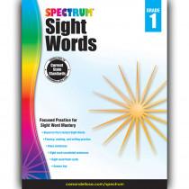 CD-704615 - Spectrum Sight Words Gr 1 in Sight Words