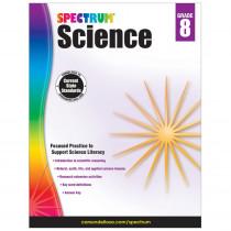 CD-704622 - Spectrum Science Gr 8 in Activity Books & Kits