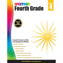 CD-704654 - Spectrum Gr 4 in Cross-curriculum Resources