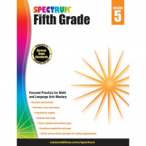 CD-704655 - Spectrum Gr 5 in Cross-curriculum Resources