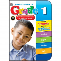 CD-704671 - Complete Book Of Gr 1 in Cross-curriculum Resources