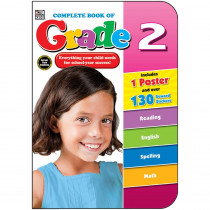 CD-704672 - Complete Book Of Gr 2 in Cross-curriculum Resources