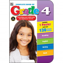 CD-704674 - Complete Book Of Gr 4 in Cross-curriculum Resources