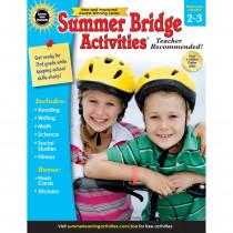 CD-704698 - Summer Bridge Activities Gr 2-3 in Skill Builders