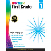 CD-704870 - Spectrum Gr 1 in Cross-curriculum Resources