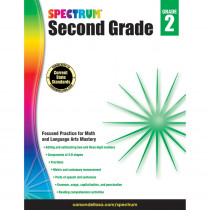 CD-704871 - Spectrum Gr 2 in Cross-curriculum Resources