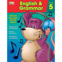 CD-704876 - English & Grammar Gr 5 in Grammar Skills