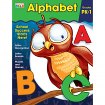 CD-704879 - Alphabet Gr Pk And Up in Letter Recognition