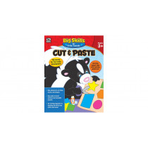 CD-704912 - Cut & Paste Gr Pre K - K in Gross Motor Skills