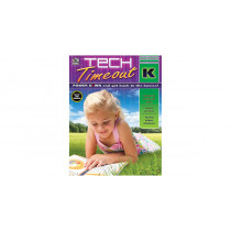 CD-704920 - Tech Timeout Gr K in Teacher Resources