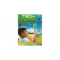 CD-704923 - Tech Timeout Gr 3 in Teacher Resources