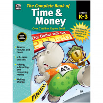 CD-704934 - Complete Book Of Time & Money in Time