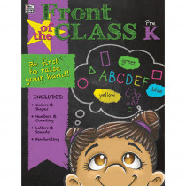 CD-704940 - Front Of The Class Book Gr Pk in Classroom Management