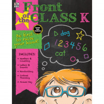 CD-704941 - Front Of The Class Book Gr K in Classroom Management