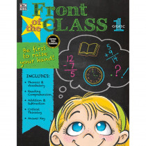 CD-704942 - Front Of The Class Book Gr 1 in Classroom Management