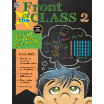 CD-704943 - Front Of The Class Book Gr 2 in Classroom Management