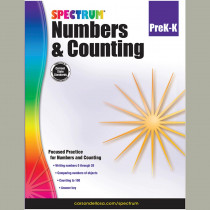 CD-704974 - Numbers And Counting Grs Pk-K in Counting