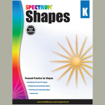 CD-704975 - Shapes Gr K in Math