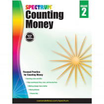 CD-704981 - Counting Money Gr 2 in Money