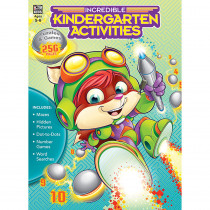 CD-705030 - Incredible Kindergarten Activities in Classroom Activities