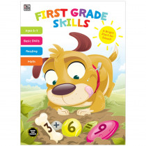 CD-705154 - First Grade Skills in Classroom Activities