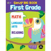 CD-705202 - Crazy Big Book Grade 1 in Word Skills
