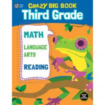 CD-705204 - Crazy Big Book Grade 3 in Word Skills