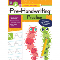 CD-705218 - Pre-Handwriting Practice in Handwriting Skills