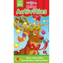 CD-705281 - Holiday Activities Ages 4 - 5 My Take-Along Tablet in Holiday/seasonal