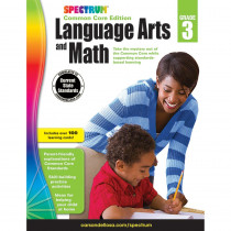 CD-734046 - Spectrum Language Arts & Math Gr 3 in Cross-curriculum Resources