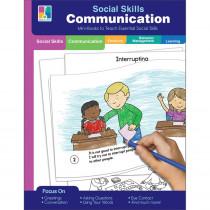 Communication Resource Book, Grade PK-2, Paperback - CD-804113 | Carson Dellosa Education | Character Education