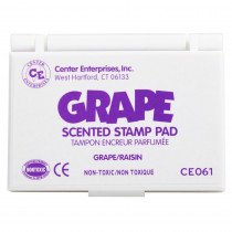 CE-61 - Stamp Pad Scented Grape Purple in Stamps & Stamp Pads