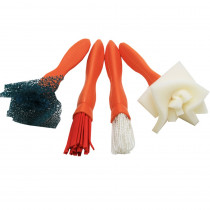 CE-6685 - Easy Grip Mini Texture Wands Set 1 in General